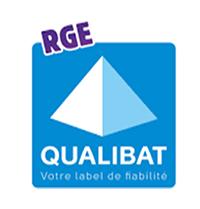 Entreprise qualifié Qualibat RGE